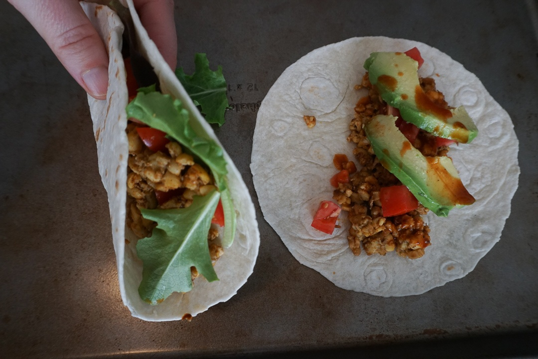 vegan taco recipe